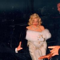 Madonna Marilyn Monroe