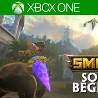 Smite y los mamporros llegan la próxima semana a Xbox One