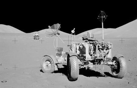 Rover Lunar LRV