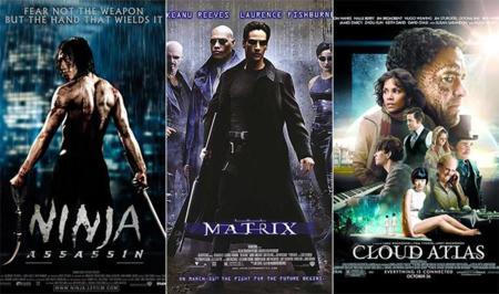 Siete películas de los hermanos Wachowski para tener un fin de semana diferente