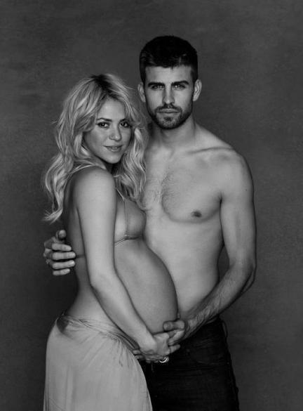 Shakira-Piqué