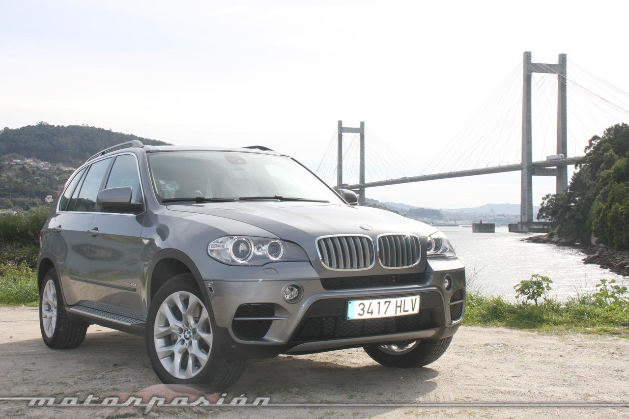 foto de bmw x5 xdrive prueba 10 48. Black Bedroom Furniture Sets. Home Design Ideas