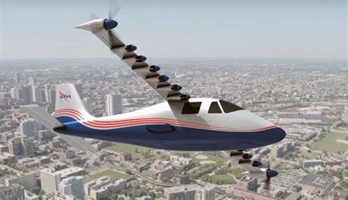 Este avión ya es totalmente eléctrico y podría ser la solución a la