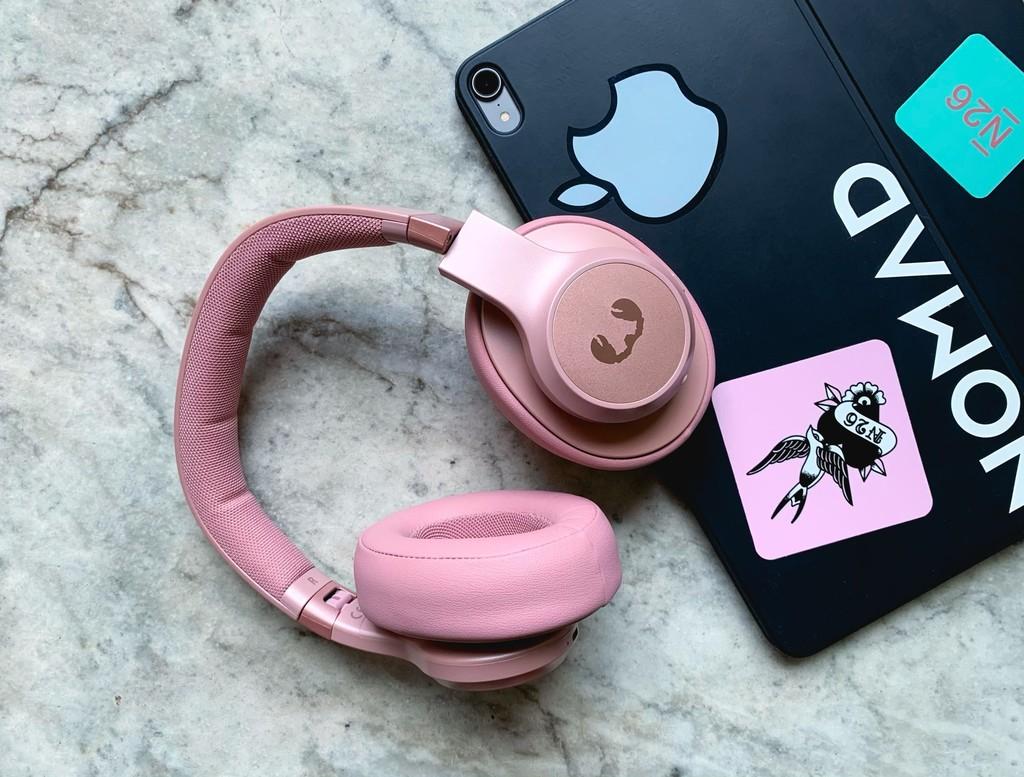 Fresh'n Rebel Clam ANC, análisis: estos auriculares inalámbricos comprometen 35 horas de autonomía y cancelación de ruido
