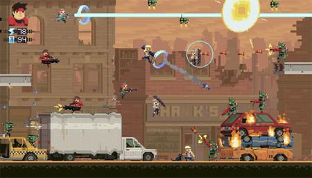 'Super Time Force' reparte muertes y explosiones en un nuevo tráiler