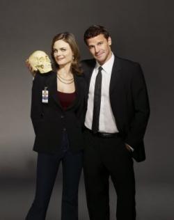 Bones, o el encanto de Booth y Brennan