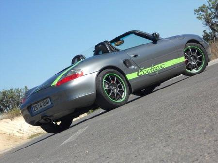 Porsche Boxster S Ecologic by RBM Sport