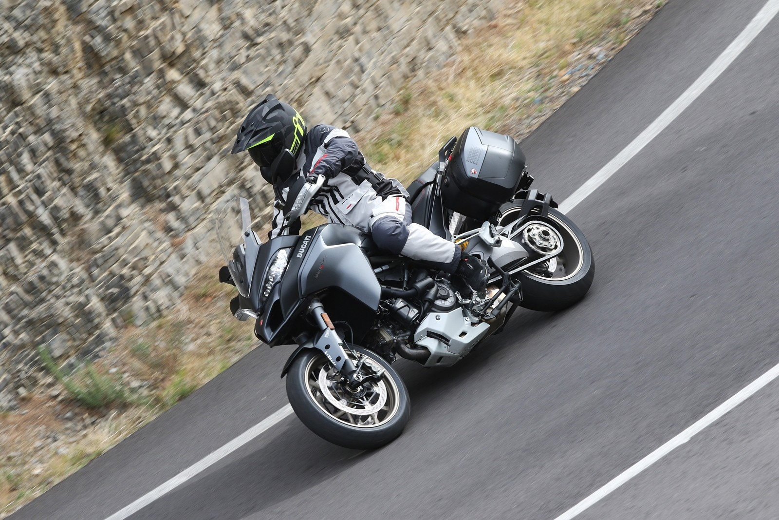 Ducati Multistrada 1260 2018 prueba
