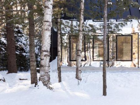 Las 9 cabañas más espectaculares y originales con nuevos acabados ...