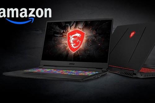 Ofertas en portátiles potentes MSI de Amazon. Músculo para jugar y trabajar al mejor precio