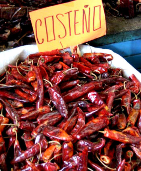 Chile Costeño