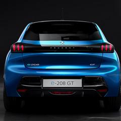 Peugeot 208 2020: Características, fotos e información