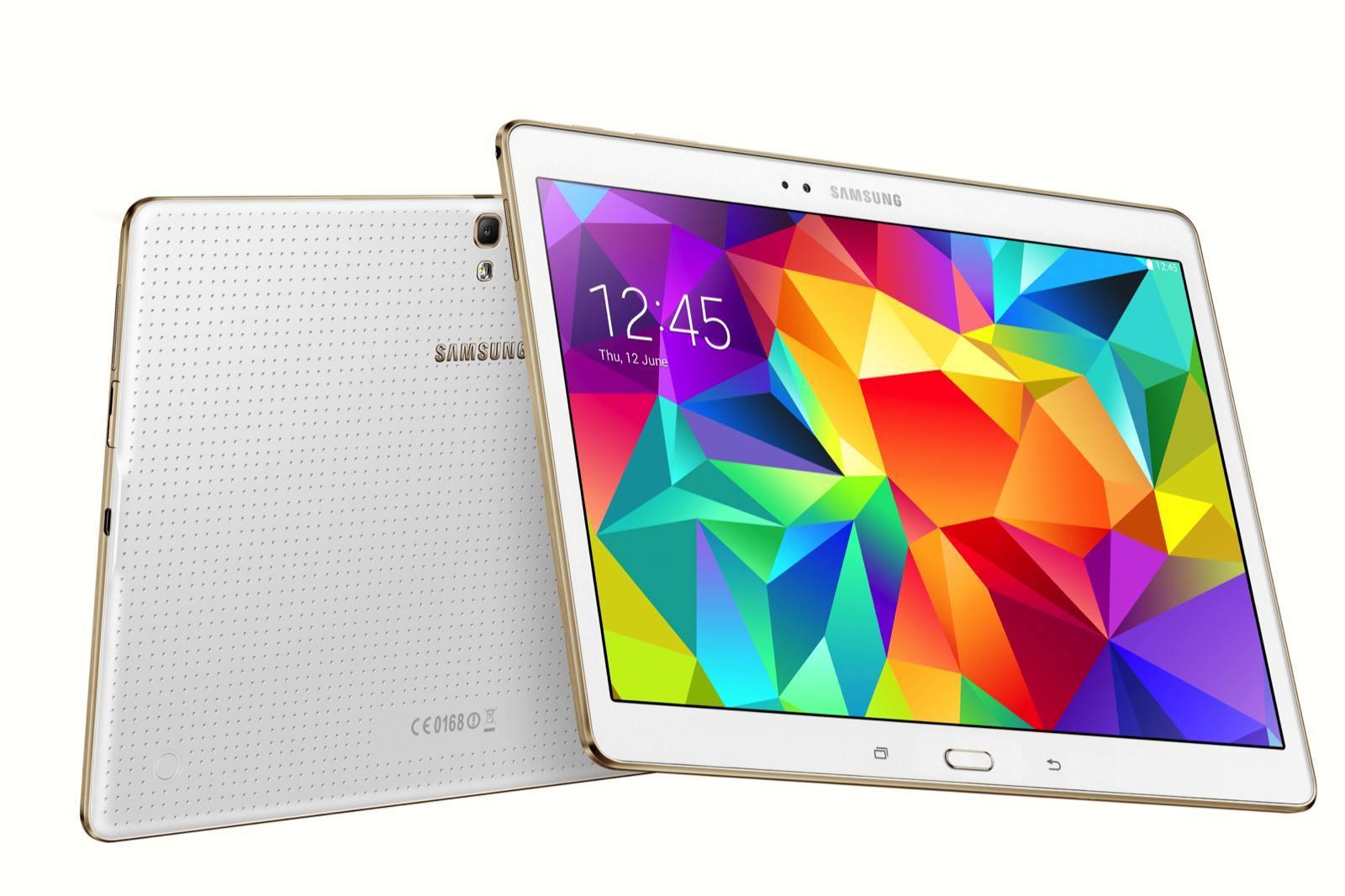 Foto de Samsung Galaxy Tab S (31/52)