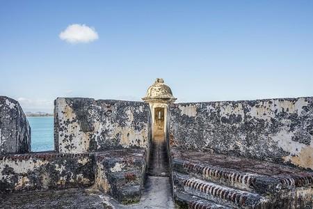 Usa 2016 Puerto Rico San Juan Castillo San Felipe Del Morro 10