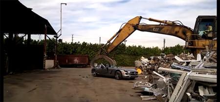 Dolorpasión™: Así es como pierde sus alas esta gaviota SLS AMG