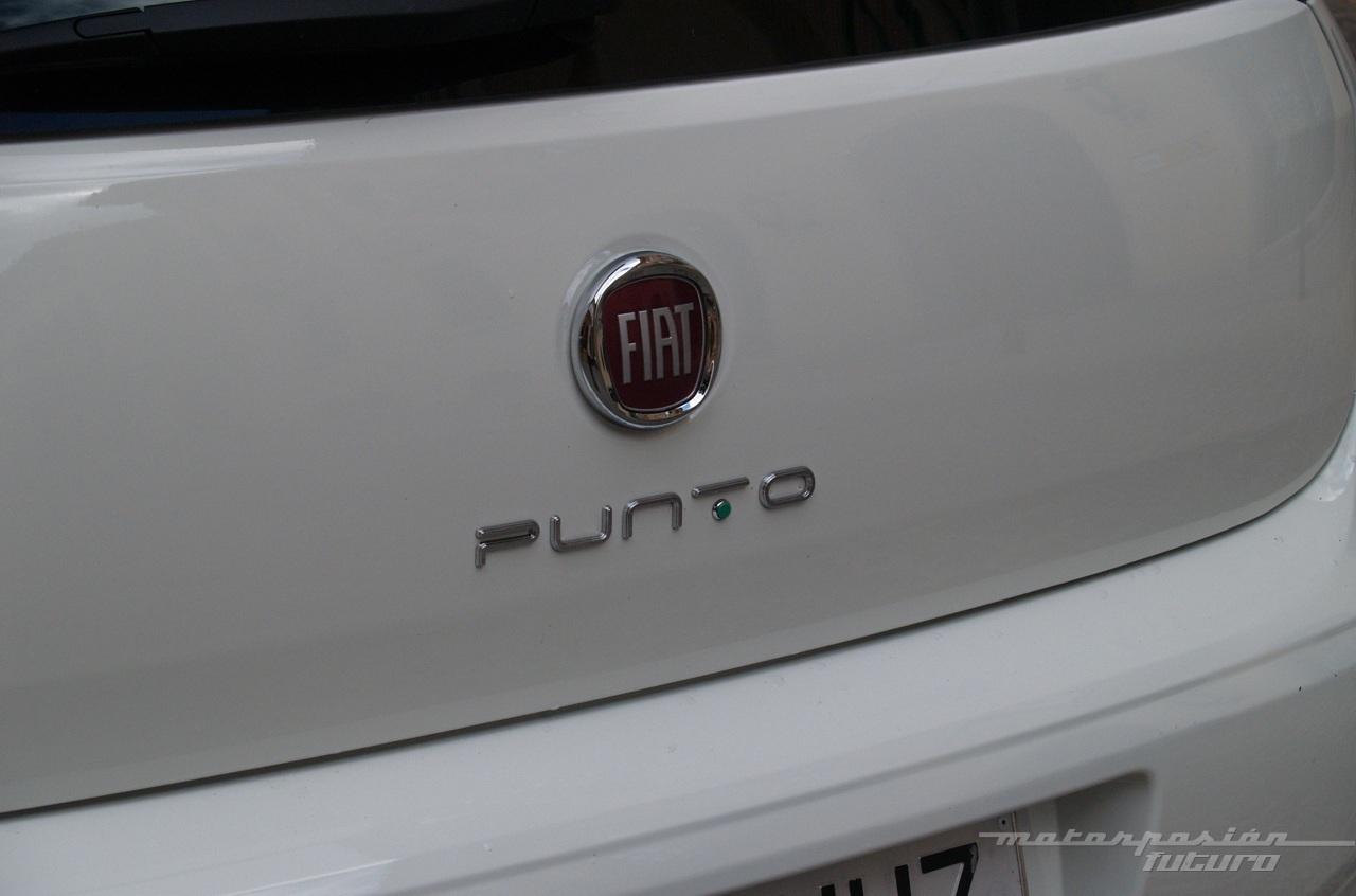 Foto de Fiat Punto GLP (prueba) (16/27)