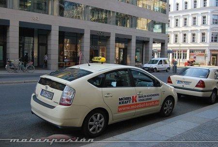 Taxi Toyota Prius Alemania