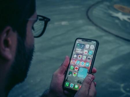 iPhone mascarilla