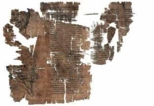 Exponen en Turín el mapa más antiguo del mundo