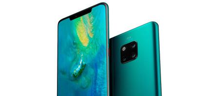 Huawei Mate 20 Pro: nuevas armas para ganar la guerra de los 'todo pantalla' y renovada apuesta por la triple cámara