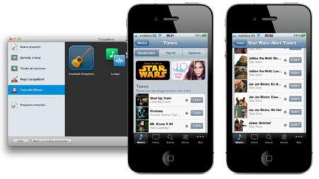 Tonos de llamada para iPhone, tres opciones para conseguirlos