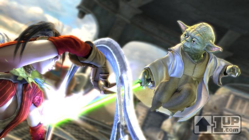 Foto de Star Wars en Soul Calibur IV (9/9)