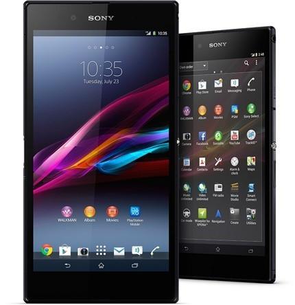 Sony Xperia Z Ultra, toda la información