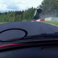 """El vuelo del Megane RS, Nürburgring reafirma el titulo del """"Infierno Verde"""""""