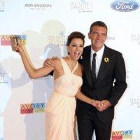 Las celebrities españolas se reunen en Marbella: fiesta en rojo y blanco