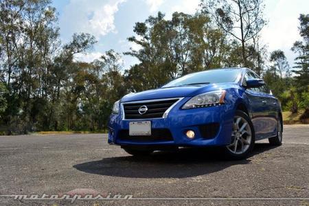 Nissan Sentra SR, prueba (parte 1)