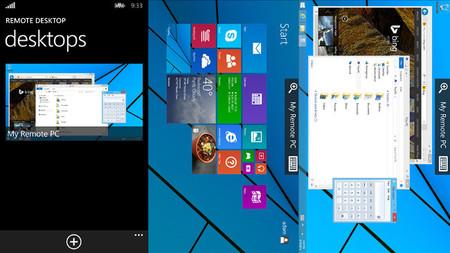 Microsoft Remote Desktop ya disponible en versión Preview para Windows Phone 8.1