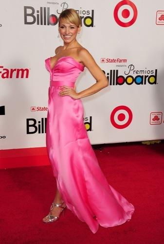 Fanny Lu, Latin Billboard 2009: todos los looks