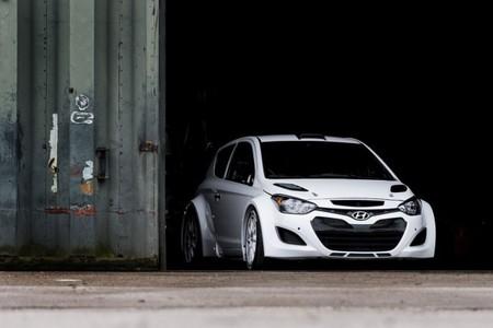 Hyundai ya ha bautizado su i20 WRC como el coche de transición