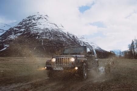 Jeep Barro