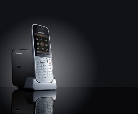 Siemens Gigaset SL780 y SL785, avanzados teléfonos fijos