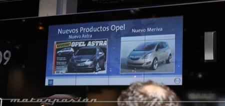Opel en el Salon de Barcelona 2009