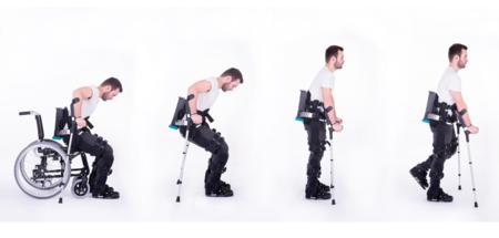 El exoesqueleto