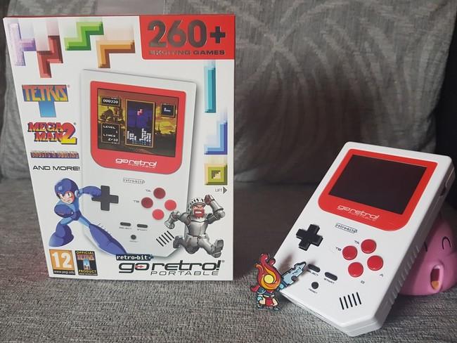 Análisis de GoRetro! Portable, una oportunidad fallida para rememorar la época gloriosa de los 8-bits