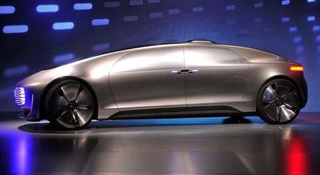 Así sería el automóvil del futuro para Mercedes
