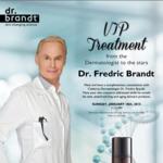 Fallece el Dr. Fredric Brandt, el dermatólogo de las celebrities