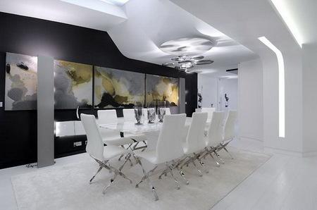 Casa de lujo en España: Un duplex del estudio A-Cero en Zaragoza