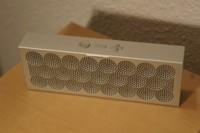 Jawbone MINI JAMBOX, un altavoz pequeño con una gran calidad de sonido: A Fondo