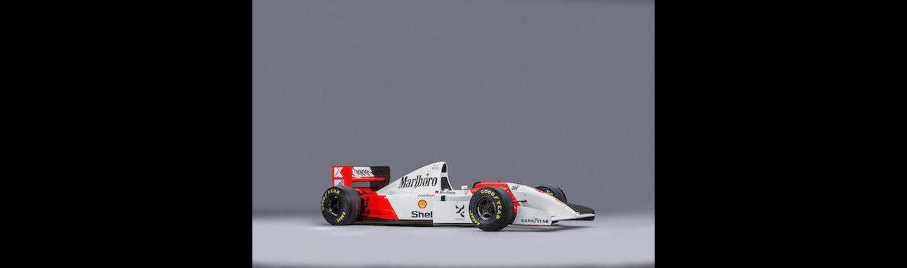 Foto de McLaren MP4/8A 1993 (1/29)