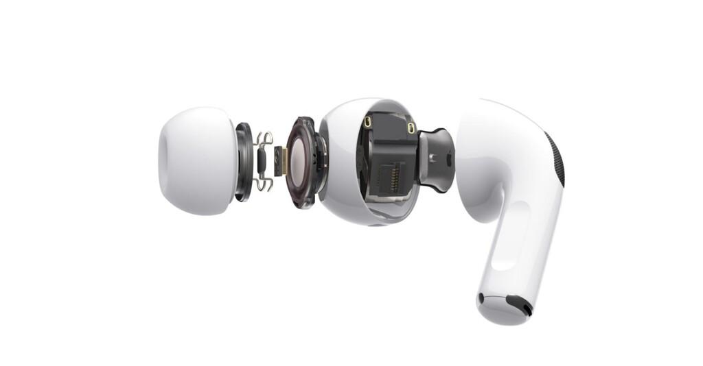 Apple lanza un programa de reemplazo para algunos AirPods Pro con problemas de sonido