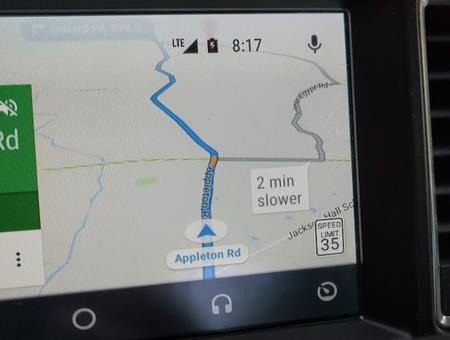 Google Maps sólo muestra el límite de velocidad en San Francisco y Río de Janeiro, próximamente en más ciudades