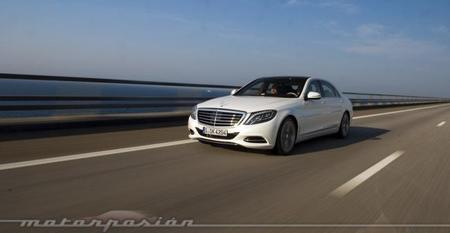 Mercedes Benz S 500 Plug In Hybrid