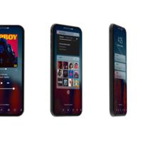 El próximo iPhone podría incluir una pantalla táctil en el botón home, según este concepto