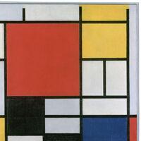 Del realismo al arte geométrico abstracto: Mondrian en el Museo Reina Sofía