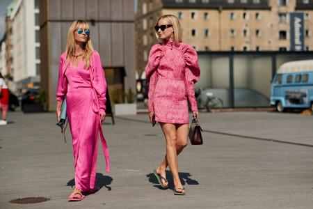 11 ideas para llevar chanclas en la ciudad que hemos fichado a las que más saben de moda
