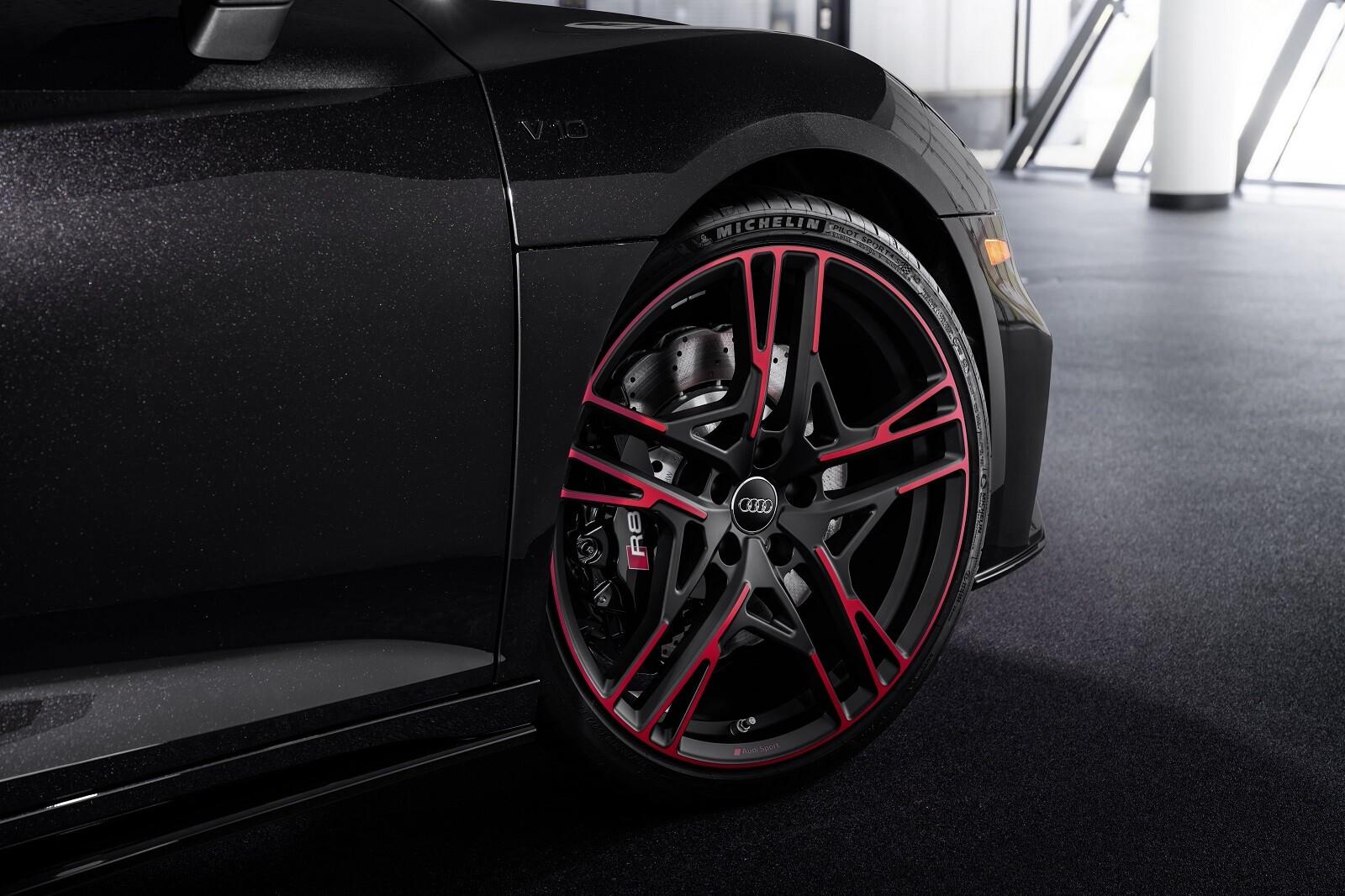 Foto de Audi R8 RWD Panther Edition (13/30)